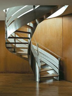 Escalier Roger Tallon M400 by Roger Tallon S Helicoid Spiral Staircase This Is The