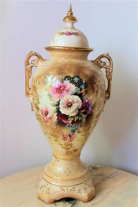 Flower Vases For Sale by Antique Vases With Flowers Antique Poppy Flower