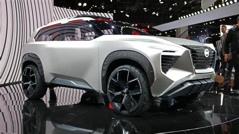 nissan xmotion concept   funky blocky concept suv