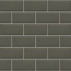 and bathroom ideas metro grey bevelled brick 10x20cm kitchen wall tile