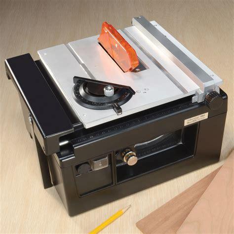 microlux mini tilt arbor table   benchtop hobby