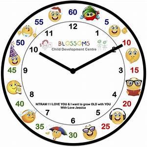 Kids clocks-Kiddie Wall clock by Madhurie