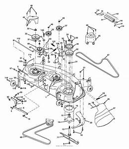 Mtd Mower Diagram