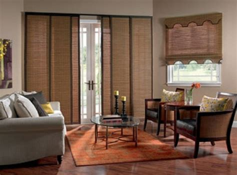 impressive patio door window treatment ideas 9 sliding