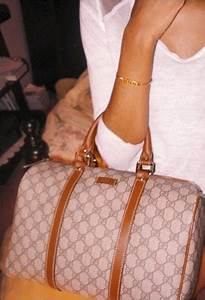 Fashion & Power: Gucci Boston Bag-The Power of The Label.
