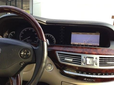 Purchase Used 2009 Mercedes Benz S550 4matic (key To The