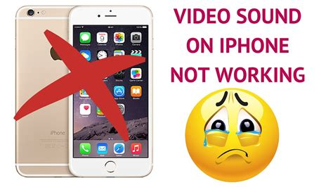 sound on iphone not working iphone 6s sound not working when recording veena