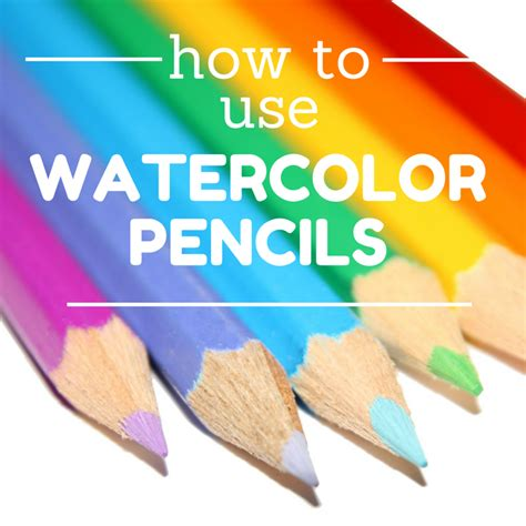 how to use water color pencils using watercolor pencils gardening watercolor