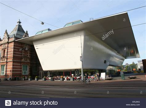 amsterdam museum of modern stedelijk museum amsterdam museum for modern contemporary stock photo royalty free