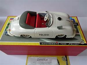 Distler Porsche Electromatic 7500 : schuco distler porsche electromatic 7500 polizei toy ~ Kayakingforconservation.com Haus und Dekorationen