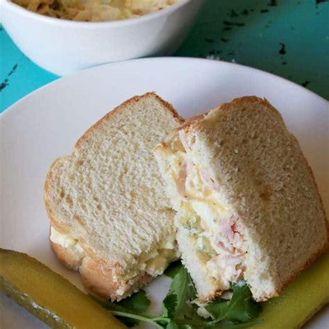 how to make egg salad sandwich how to make egg salad sandwich