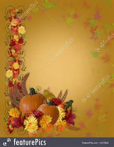 Buy Decorative Flowers Online by Templates Thanksgiving Fall Autumn Border Stock