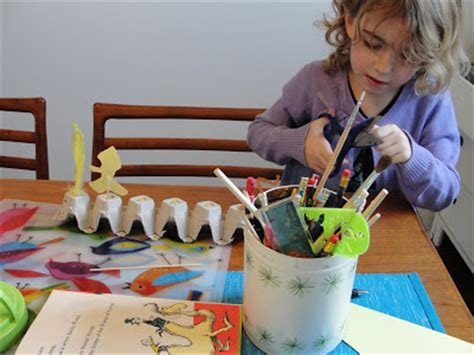 dr seuss crafts and activities for 814 | make a Dr. Seuss wump