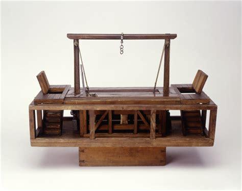 wooden model  newgate gallows  century memoryprintscom high quality art prints
