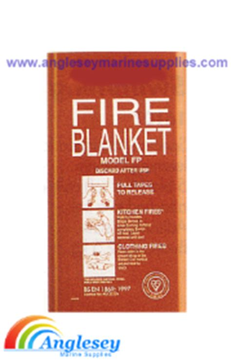 Boat Safety Fire Blanket by Boat Safety Equipment Boat Flares Distress Flare Packs