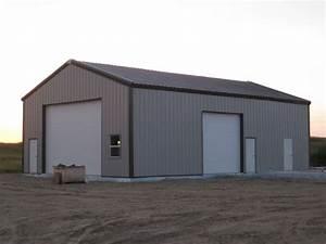 Metal Buildings and Prefab Steel Building Types Gallery