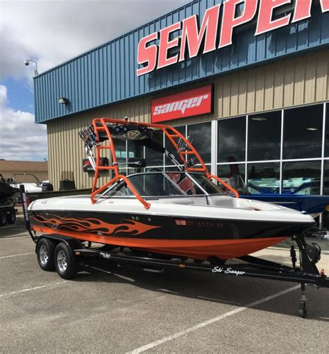New Sanger Boats For Sale by Sanger Boats V215 Boats For Sale In California