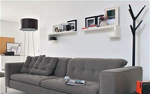 Etagere Salon Design : decoration murale salon moderne frais deco etagere murale salon maison design apsip 56464 ~ Teatrodelosmanantiales.com Idées de Décoration