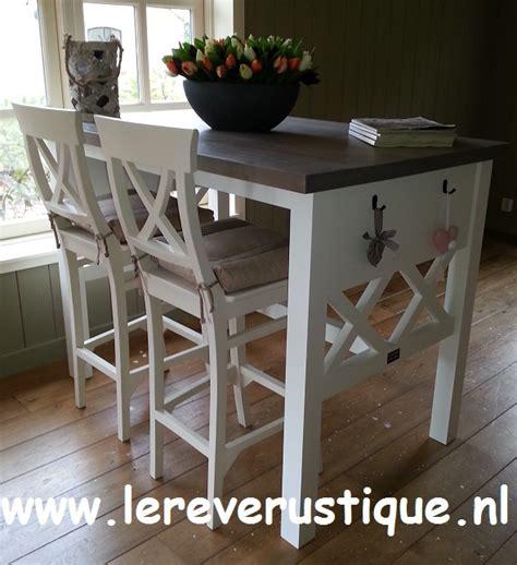Bartafels Landelijk by Landelijke Bartafels Le R 234 Ve Rustique