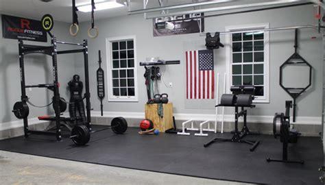 rogue fitness garage inspirational garage gyms ideas gallery pg 7 garage gyms