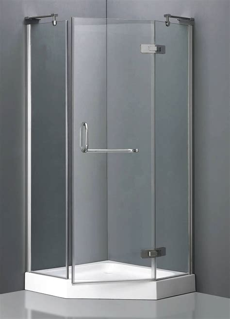 bathroom shower stalls ideas corner shower units for small bathroom solving space
