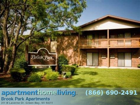 Apartments Green Bay Wi by Brook Park Apartments Green Bay Apartments For Rent
