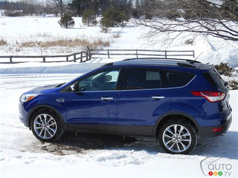 2014 Ford Escape Specs by 2014 Ford Escape Se Review Editor S Review Car Reviews
