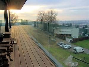 balkonbrustung panther glas ag With französischer balkon mit steckdosensäule für den garten elektro
