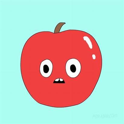 Apple Gifs Apples Pipe Smoke Ways Nothing