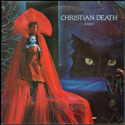 Itunes Copy Album Artwork by Christian Death Ashes 1985 Lyricwikia Song Lyrics