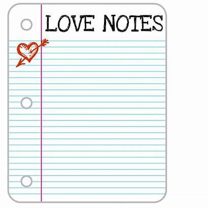 Notes Universe Note Cliparts Adorable Paper Clip