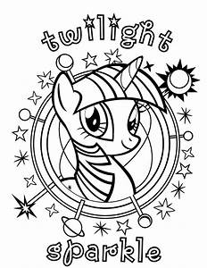 My Little Pony Colorear E Imprimir Coloring Pages For Kids