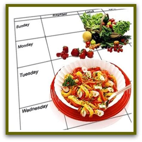 heart healthy diet  weight loss meal plan