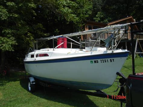 1988 Macgregor 26d Sailboat For Sale In West Virginia