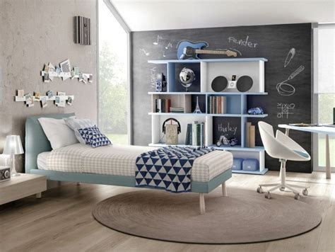 sport en chambre x 50 idées pour la décoration chambre ado moderne
