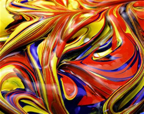 abstract macro photography idea