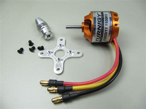 Brushless Motor by Turnigy D2830 11 1000kv Brushless Motor