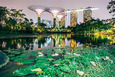 Asia's City In A Garden