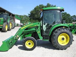John Deere Compact Utility Tractor 4000 Twenty Series With Cab Technic  U2013 The Best Manuals Online