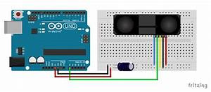 How To Use Sharp Ir Distance Sensor With Arduino  Gp2y0a710k0f