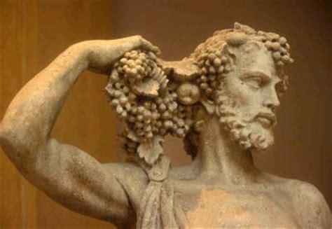 Baco O Dioniso Blogodisea
