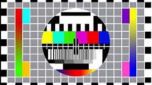 Tv End Broadcast