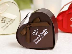 Chocolate wedding favors for Personalized chocolate wedding favors