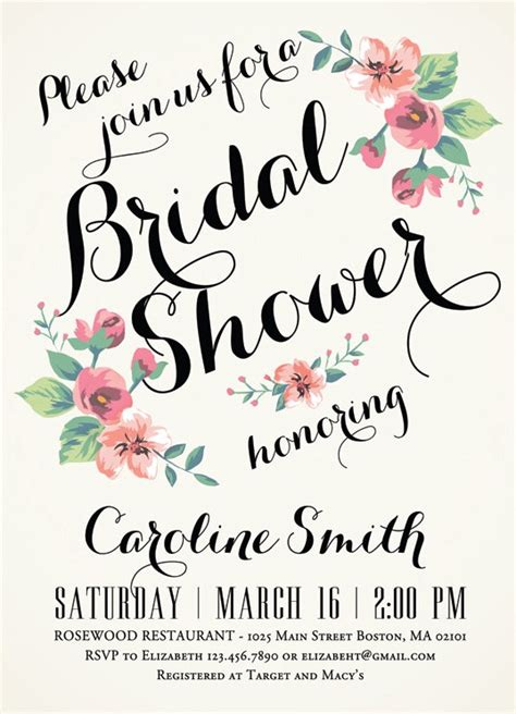 31 best images about bridal shower on
