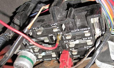 1973 Fuse Box by Fuse Block Gm Square 1973 1987 Gm Truck Forum