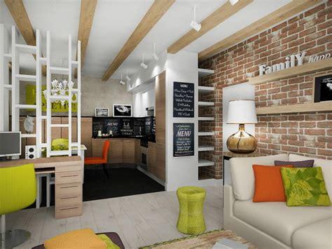 1 Zimmer Wohnung Einrichten Beispiele by 1 Zimmer Wohnung Einrichten Ideen
