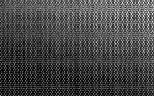 1440x900 Grey honeycomb pattern desktop PC and Mac wallpaper