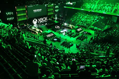 impressions from the e3 2014 press conferences microsoft