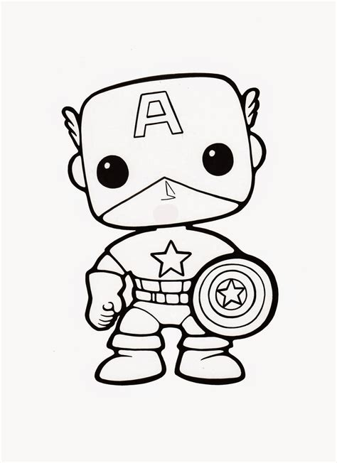 Tinker Cad Pop Figure Template by Federica D