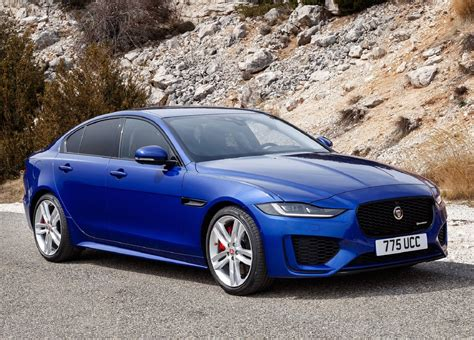 The Entry-Level Jaguar XE Won't See 2021